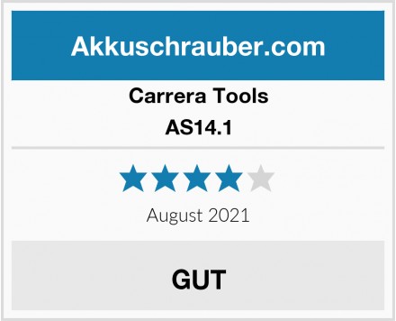 Carrera Tools AS14.1 Test