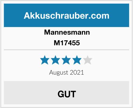Mannesmann M17455 Test