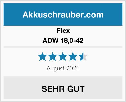 Flex ADW 18,0-42 Test
