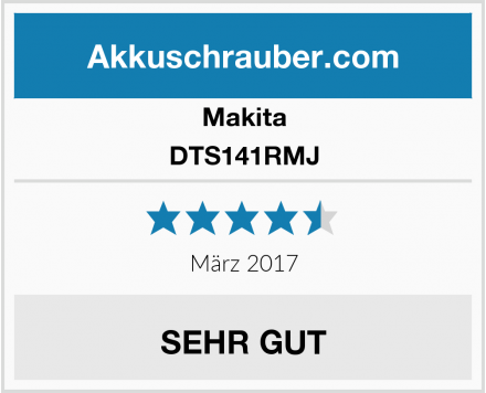 Makita DTS141RMJ Test