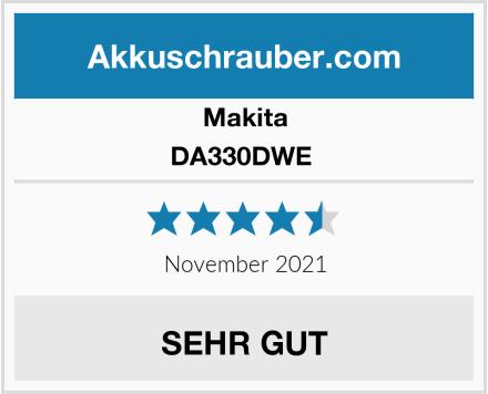 Makita DA330DWE  Test