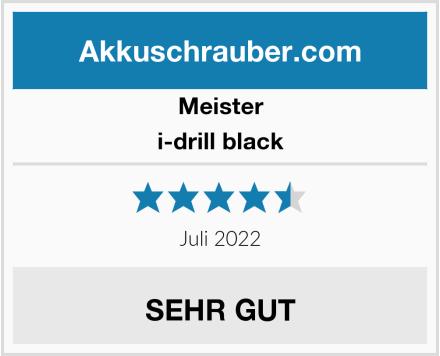 Meister i-drill black Test