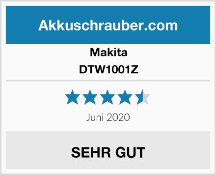 Makita DTW1001Z Test