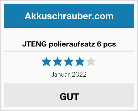 No Name JTENG polieraufsatz 6 pcs Test