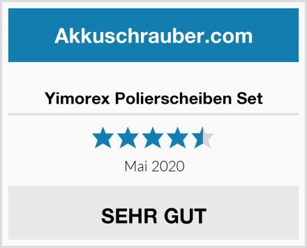 Yimorex Polierscheiben Set Test