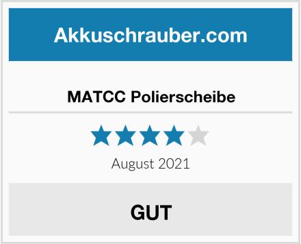 No Name MATCC Polierscheibe Test