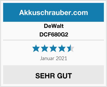 DeWalt DCF680G2 Test