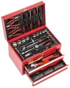 Bestückter Werkzeugkoffer