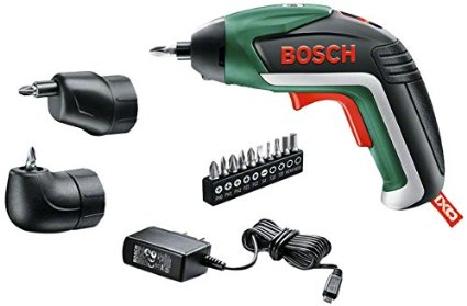 Bosch HomeSeries IXO 5. Generation