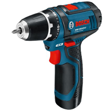 Bosch Professional GSR 10,8-2-LI