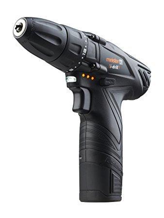 Meister i-drill black